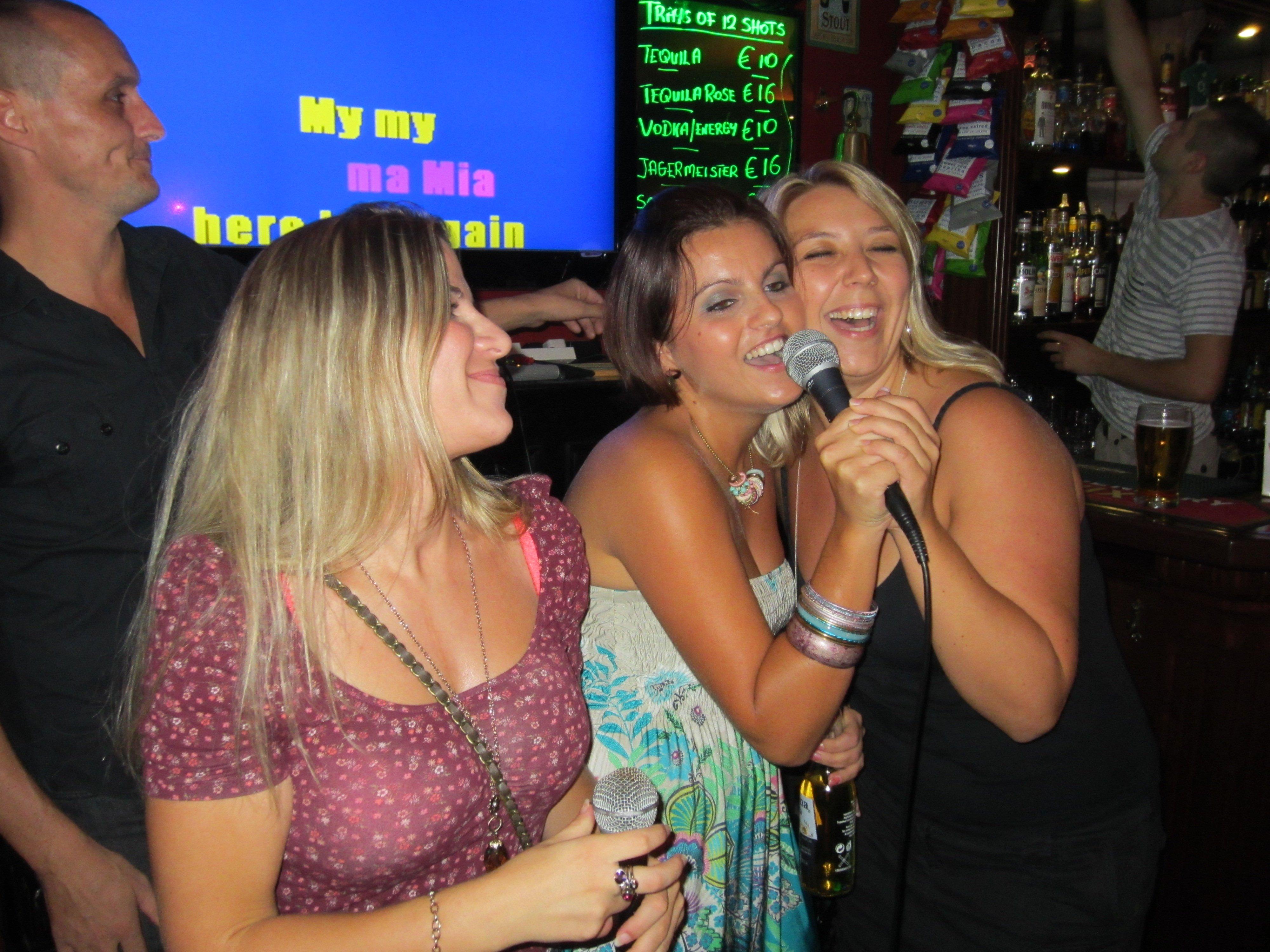 Maltalingua Karaoke Night 01