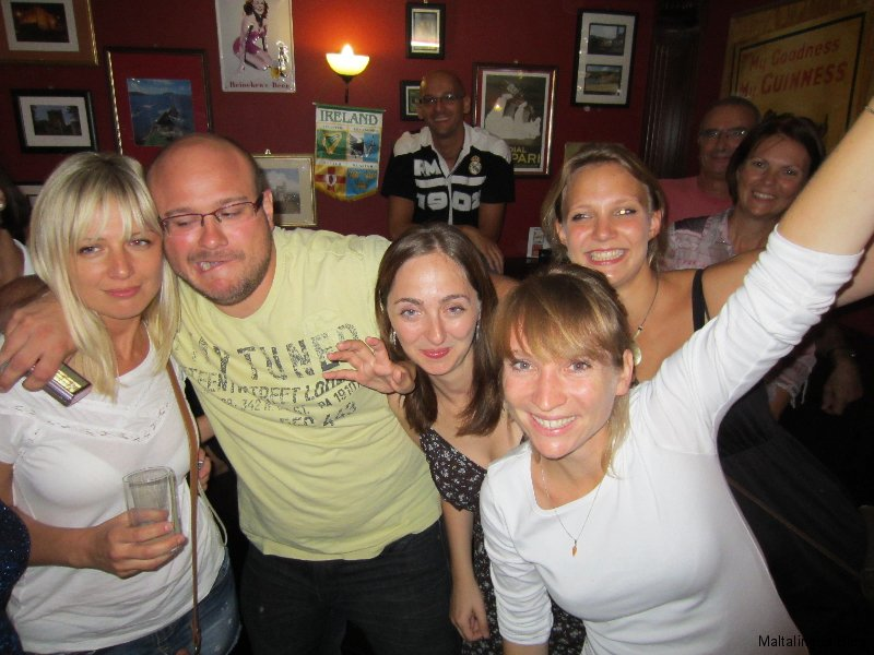 Maltalingua Karaoke Night 10