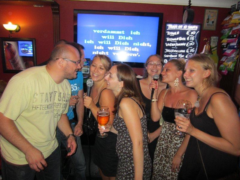 Maltalingua Karaoke Night 21