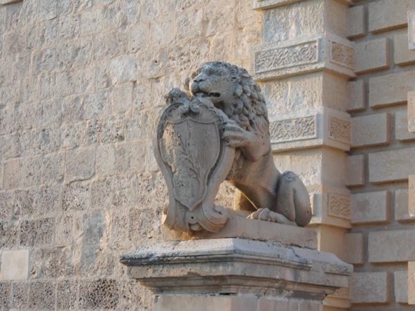 Mdina Lion