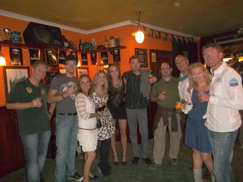 Pub night 07