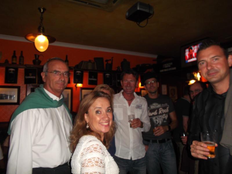 Pub night 10