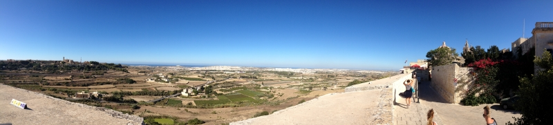 The City of Mdina