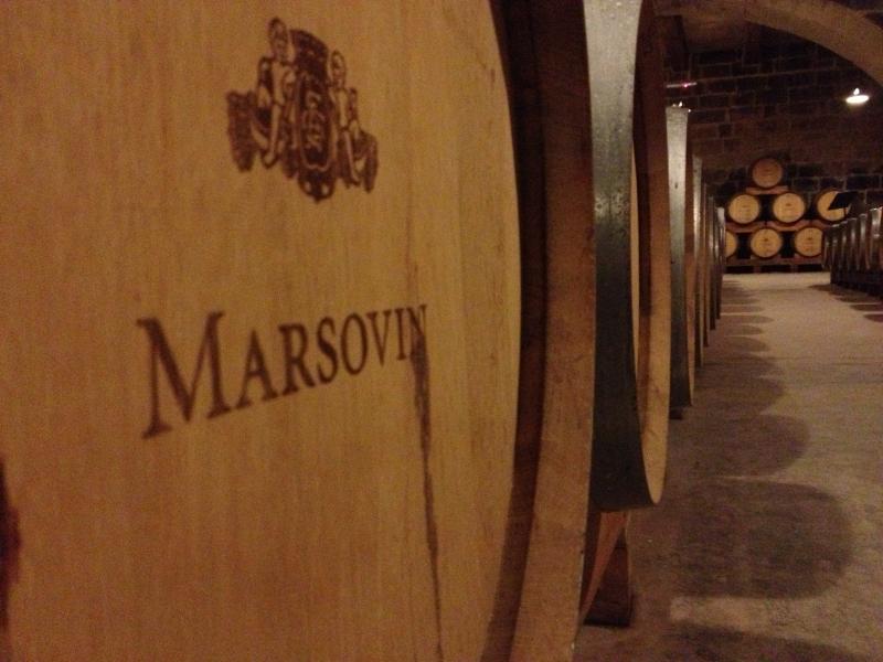 Wine Tasting at Marsovin