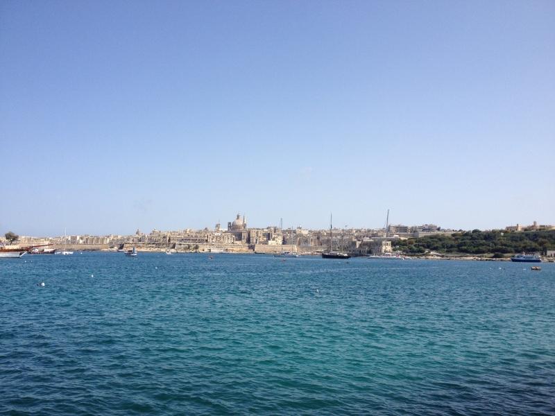 Marsamxett Harbour - Valletta