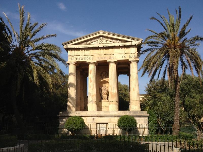 Valletta Lower Gardens