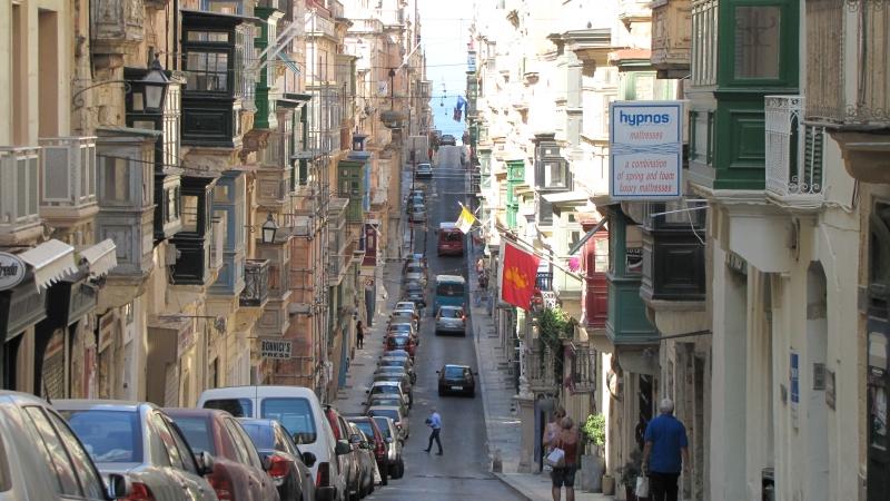 Valletta Trip