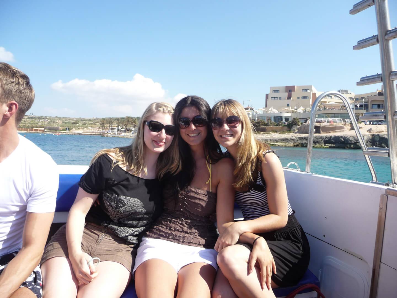 Maltalingua Boat Party