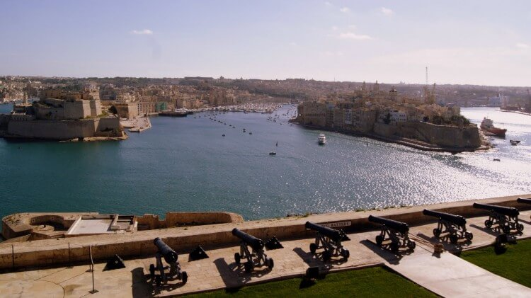 Valletta - the nice Maltese capital