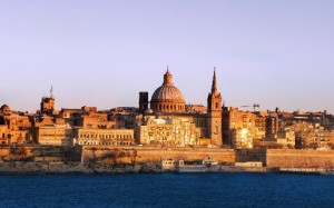 Malta's capital city Valletta