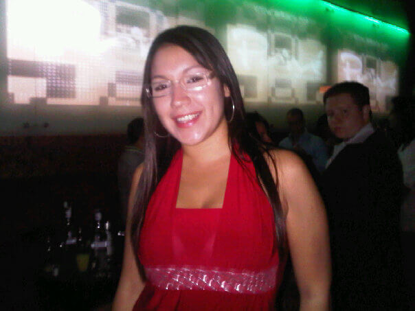 Johana from Venezuela