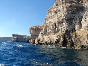 Blue Sea in Malta