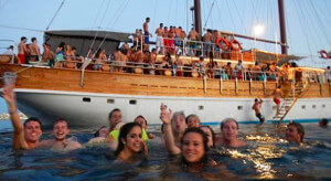 Boat Party Maltalingua Style