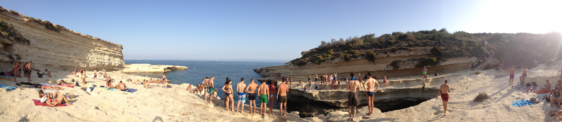 St.Peter's Pool
