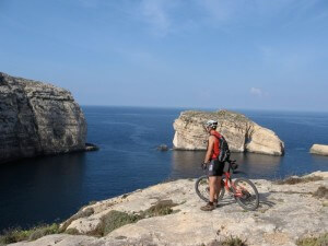 cycling winter malta