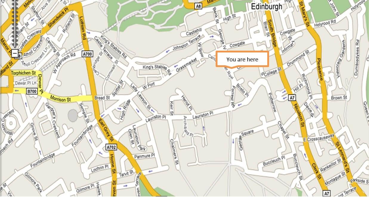 Map Paul