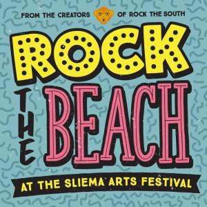 rock the beach