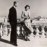 P807 LP3D VISIT TO MALTA 1949 PRINCESS ELIZABETH AND DUKE OF EDINBURGH IN MALTA