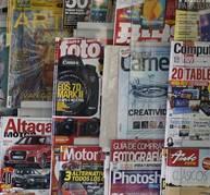 English shopping vocabulary - magazine
