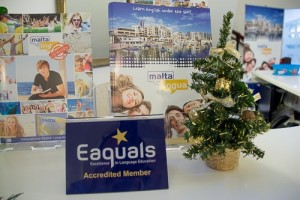 EAQUALS and Christmas tree