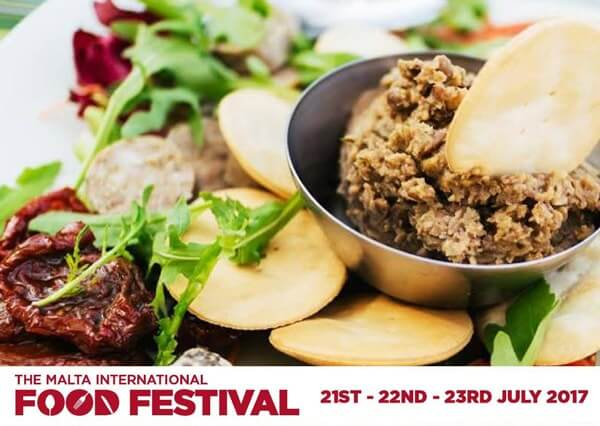 Malta International Food Festival
