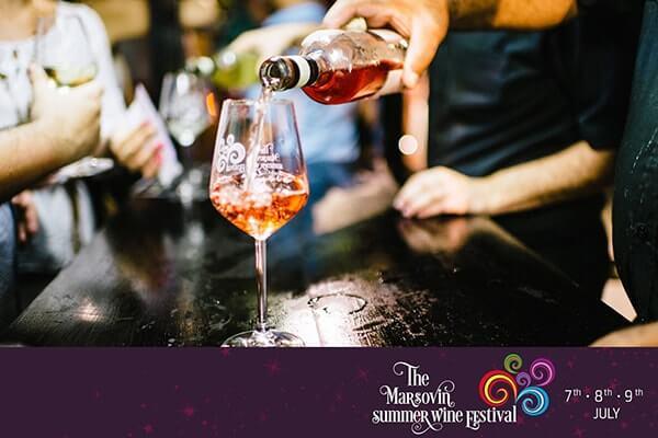 Masrsovin Summer Wine Festival