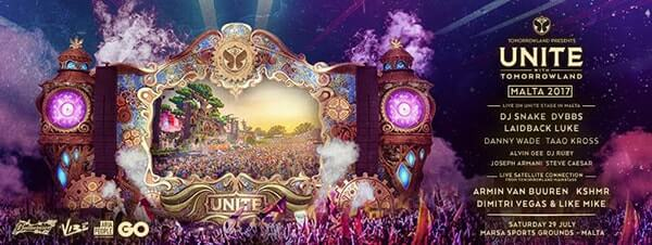 Tomorrowland Malta