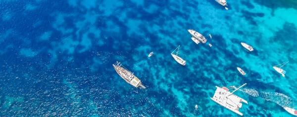 Yachts in Malta