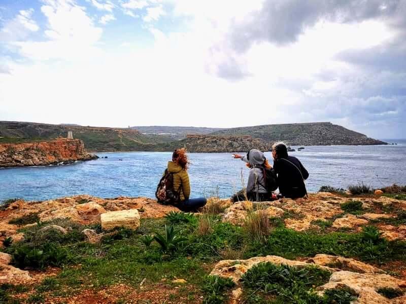 Hike in Malta