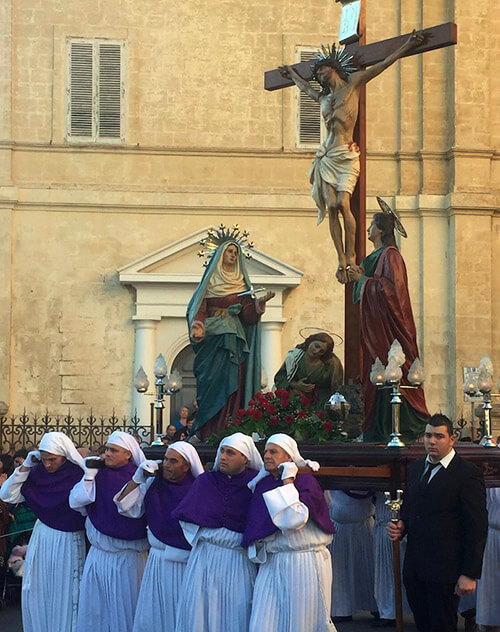 easter traditions in malta