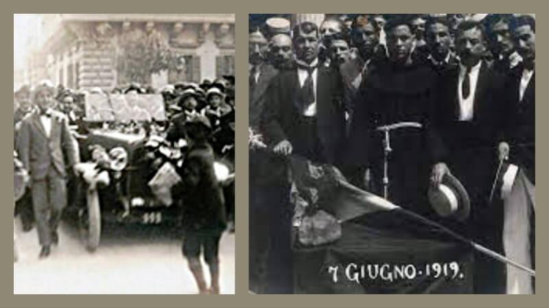 7 Giugno Valletta 1919