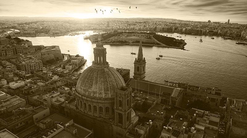 Historical Valletta