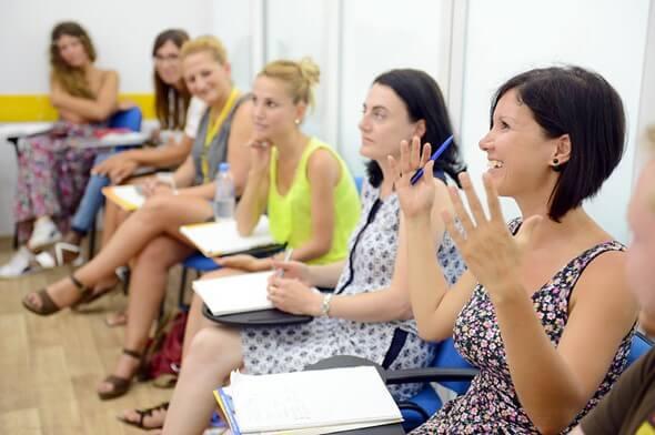 Maltalingua Classroom